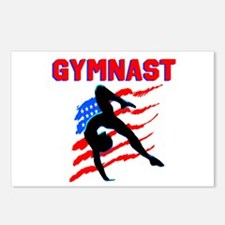 CHAMPION GYMNAST Postcards (Package of 8)