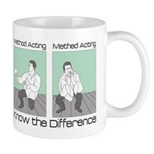 Methed Acting Mugs