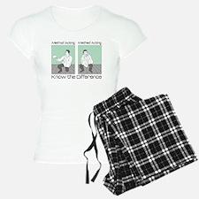 Methed Acting Pajamas