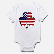 'USA Shamrock' Infant Bodysuit