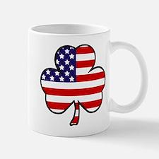 'USA Shamrock' Mug