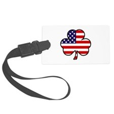 'USA Shamrock' Luggage Tag