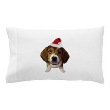 Beagle_Xmas_002 Pillow Case