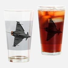 Eurofighter Typhoon Drinking Glass