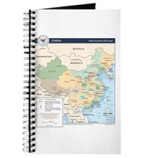 China Map Journal