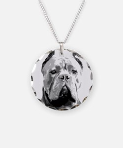 Cane Corso Dog Necklace
