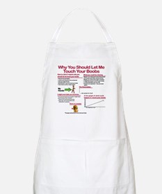 Touch Your Boobs Apron