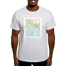 India Map T-Shirt