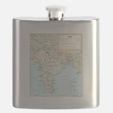 India Map Flask