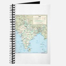 India Map Journal