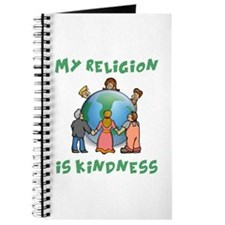 My Religion is Kindness Journal