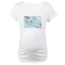 Indonesia Map Shirt