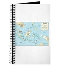 Indonesia Map Journal