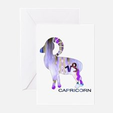 CAPRICORN.png Greeting Cards