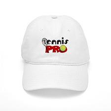 Tennis Pro Baseball Cap