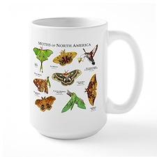 Moths of North America Mug