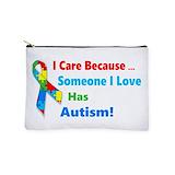Autism Makeup Bags
