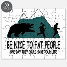 Fat people Puzzle