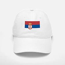 Flag of Serbia Baseball Baseball Cap