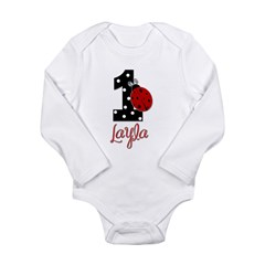 1 Ladybug LAYLA - Custom Body Suit