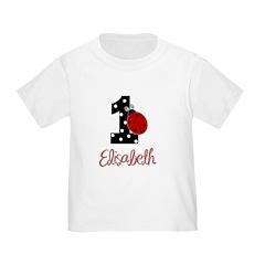 1 Ladybug ELISABETH - Custom T-Shirt