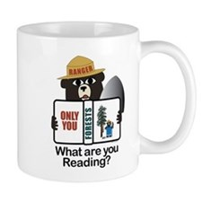 Smokey Reads Mugs