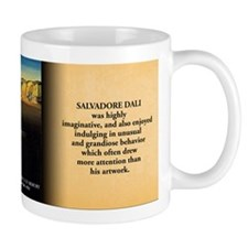 The Persistence Of Memory Historical Mugs