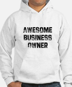 Awesome Business Owner Hoodie