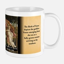Birth Of Venus Historical Mugs