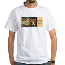 Birth Of Venus Historical T-Shirt