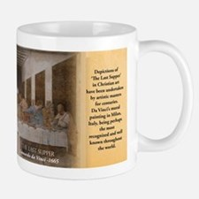 The Last Supper Historical Mugs