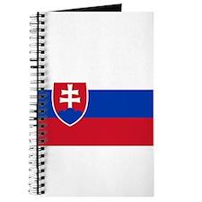 Flag of Slovakia Journal