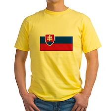 Flag of Slovakia T