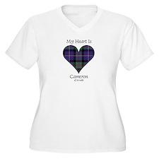 Heart - Cameron of Erracht T-Shirt