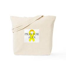 Pray for Alex Tote Bag