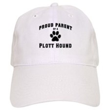 Plott Hound: Proud parent Baseball Cap