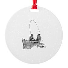 Canoeing Ornament