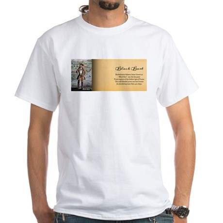 Black Bart Historical T-Shirt