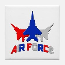 Air Force Tile Coaster