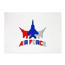 Air Force 5'x7'Area Rug