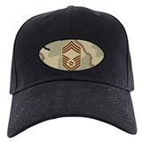 Air force chief master sergeant Baseball Cap with Patch