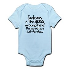 Jackson Boss Body Suit