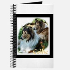 Collie Art Gifts Journal