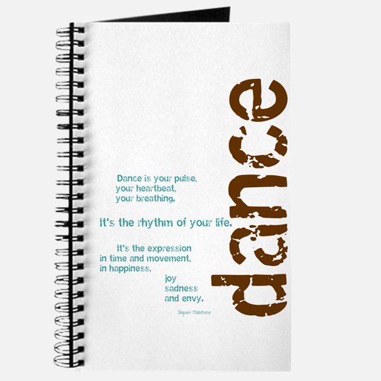 Dance the Rhythm of your Life Journal