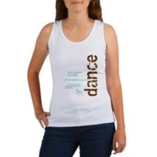 Dance the Rhythm of your Life Tank Top