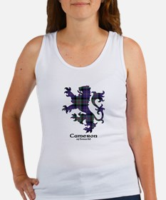 Lion - Cameron of Erracht Women's Tank Top