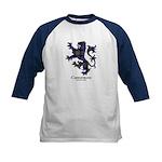 Lion - Cameron of Erracht Kids Baseball Jersey