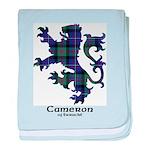 Lion - Cameron of Erracht baby blanket