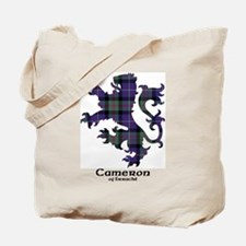 Lion - Cameron of Erracht Tote Bag