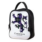 Lion - Cameron of Erracht Neoprene Lunch Bag